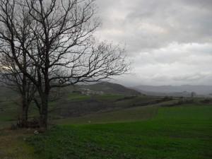 Un panorama di Pietracupa ampio ed imponente
