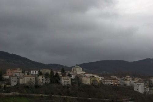 Sessano del Molise - Sessano del Molise. Panorama