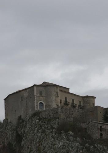 Macchiagodena - Il castello