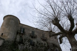 Macchiagodena. Il castello