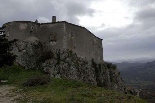 Macchiagodena - Il castello di Macchiagodena