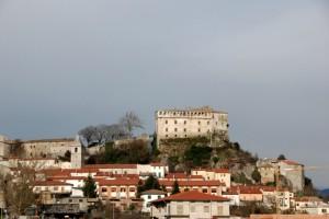 Il castello di Pescolanciano