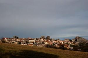 Panorama di Pietrabbondante