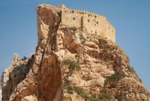 Il castello di Manfredi Chiaramonte III