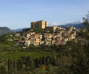 Castelbuono,il paese della manna