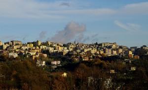Dopo la nebbia splende il sole su Anagni