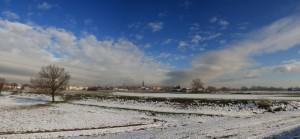 l'ultima neve dell'anno