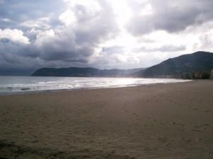 sabbia d'inverno