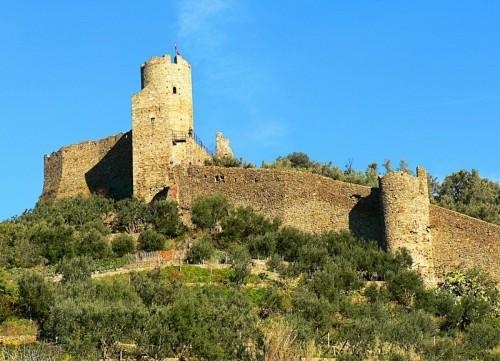 Noli - Castello di Monte Ursino