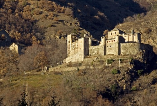 Quart - Castello dei signori di Quart