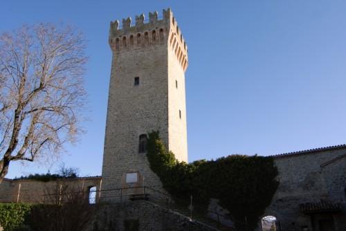 Montese - Montese e il suo castello