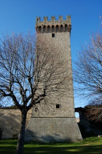 Montese - La torre del castello