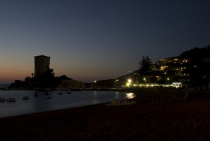Tramonto a Giglio Campese