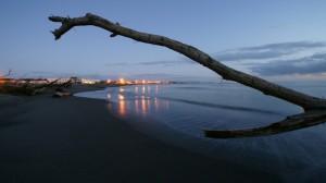 marina di Montalto al tramonto