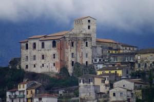 Castello Baronale della famiglia Conti