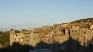 il borgo di Bagnaia