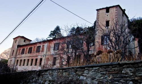 Arnad - Castello Vallaise_Arnad