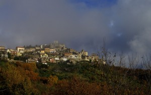 Anche a Torre stà arrivando la nebbia
