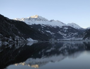 Lo specchio del Bernina