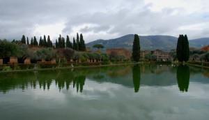 Panorama da Villa  Adriana