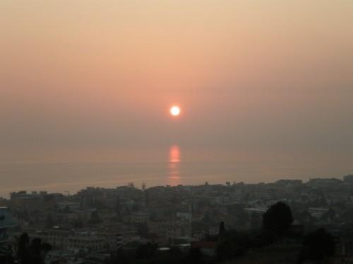 Vallecrosia - un caldo ottobre