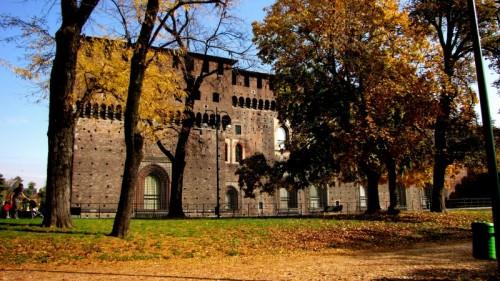Milano - il giallo d'autunno