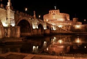 La fortezza di Roma