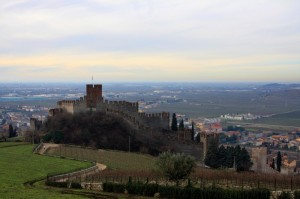 Il castello di Soave