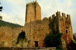 Rovine del Castello Caetani