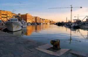 Porto Vecchio dei Pescatori di Mazara