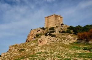 Porto Selvaggio - la Torre dell'Alto