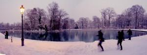 neve al parco ducale