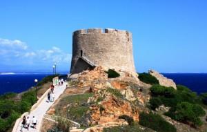 la mitica torre spagnola di Santa Teresa Gallura