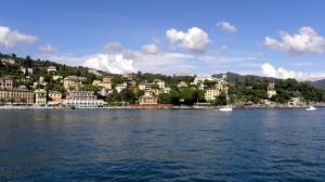 Santa Margherita vista dal Mare!!