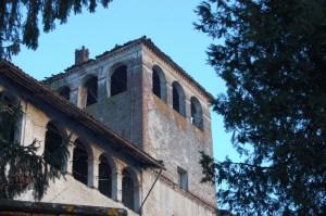 La torre incorniciata