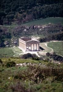 Segesta - il tempio 1