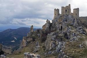 Altra veduta sempre della Rocca…