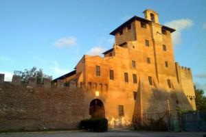 Fiumicino - Abbazia fortificata