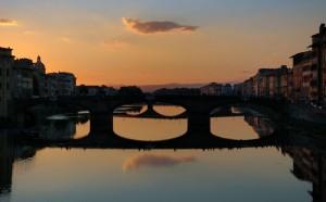 Firenze, rossa di sera… 2
