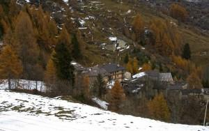 Lassù, in cima alla Valle Grana