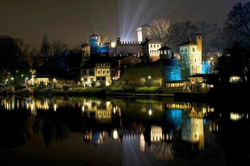 ''Castello del Borgo Medioevale del Valentino…'' - Torino