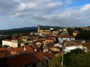 I tetti di Rosignano