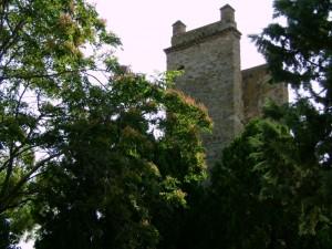 Torre quadra.