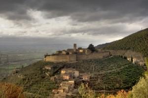 """"""" Castello di Campello Alto del Clitunno """""""