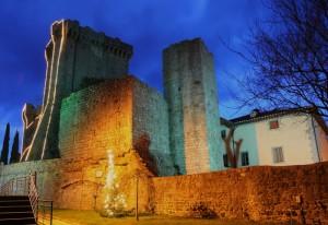 luci del castello