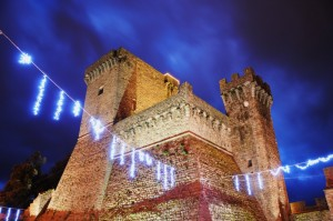 il castello dei misteri