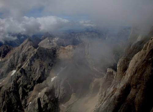 Rocca Pietore - La Marmolada da Malga Ciapela