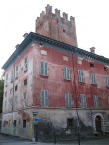 Rocca de' Baldi, torre