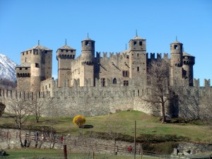 Il castello di Fenis