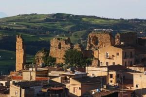Il castello di Collesano